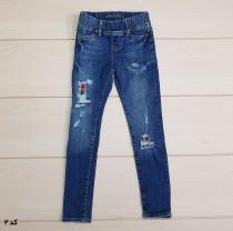 شلوار جینز 21965 سایز 18 ماه تا 15 سال مارک BABY GAP