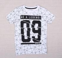تی شرت پسرانه 10870 سایز 9 تا 16 سال مارک chapeter young