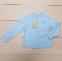 پیراهن پسرانه 22837 سایز 3 ماه تا 4 سال مارک ZARA