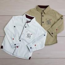 پیراهن پسرانه 22759 سایز 12 ماه تا 6 سال مارک KOTON
