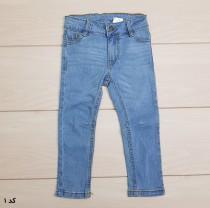 شلوار جینز پسرانه 22757 سایز 2 تا 4 سال مارک PUSBLU