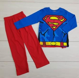 ست پسرانه 22596 سایز 2 تا 8 سال مارک SUPERMAN