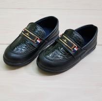 کفش مجلسی پسرانه 19434 سایز  28 تا 31