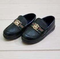 کفش مجلسی کالج طرح گوجی 19439 سایز 28 تا 31