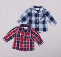 پیراهن پسرانه 10878 سایز 3 تا 36 ماه مارک TAPEALOEIL