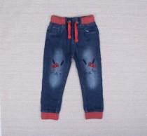 شلوار جینز 10877 سایز 9 ماه تا 3 سال مارک TOPOMINI