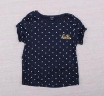تی شرت دخترانه 10885 سایز 2 تا 10 سال مارک KIABI
