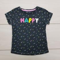 تی شرت دخترانه 23022 سایز 1.5 تا 10 سال مارک MOTHERCARE
