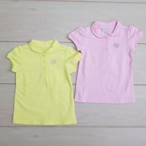 تی شرت دخترانه 23064 سایز 3 تا 36 ماه مارک FAGOTTINO