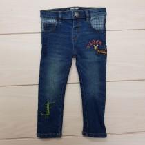 شلوار جینز پسرانه 23176 سایز 6 ماه تا 6 سال مارک NEXT