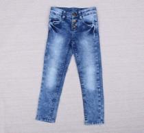 شلوار جینز دخترانه 10846 سایز 5 تا 13 سال مارک geejay