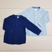 پیراهن پسرانه 23128 سایز 4 ماه تا 3 سال مارک H&M