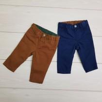 شلوار جینز پسرانه 23204 سایز 4 ماه تا 5 سال مارک H&M