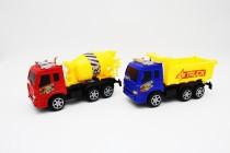 ست کامیون ومیکسر پاکتی کد500228