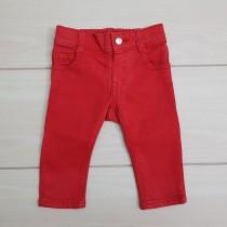 شلوار جینز رنگی 23205 سایز بدوتولد تا 3 سال مارک  GYM BOREE