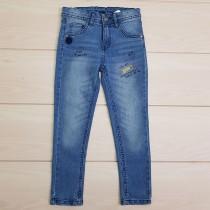 شلوار جینز پسرانه 23262 سایز 2 تا 8 سال مارک MAX