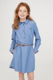 مانتو دخترانه 23265 سایز 4 ماه تا 12 سال مارک H&M
