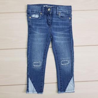 شلوار جینز دخترانه 23282 سایز 18 ماه تا 6 سال مارک CHEROKEE