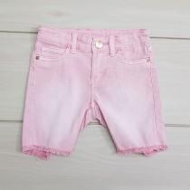 شورتک جینز دخترانه 23274 سایز 1.5 تا 10 سال مارک H&M