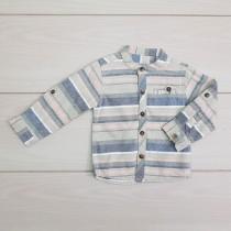پیراهن پسرانه 23303 سایز 3 ماه تا 4 سال مارک MANGO