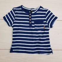 تی شرت پسرانه 23305 سایز 6 ماه تا 3 سال مارک ZARA