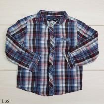 پیراهن پسرانه 23306 سایز 3 ماه تا 4 سال مارک LC WALKIKI