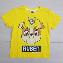 تی شرت پسرانه 23515 سایز 3 تا 5 سال مارک NICKELODEON