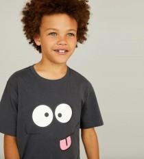 تی شرت پسرانه 23530 سایز 4 تا 14 سال مارک ZARA