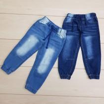 شلوار جینز کمرکش 23524 سایز 2 تا 8 سال مارک OVS