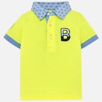تی شرت پسرانه 23510 سایز 6 تا 36 ماه مارک MAYORAL