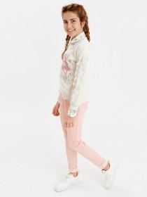 شلوار جینز دخترانه 23493 سایز 4 تا 12 سال مارک LC WALKIKI