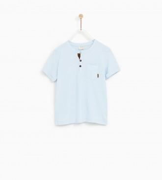 تی شرت پسرانه 23487 سایز 5 تا 14 سال مارک ZARA