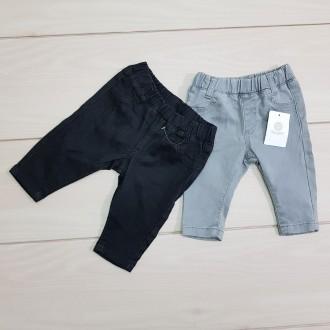 شلوار جینز کمرکش 23523 سایز 3 ماه تا 2 سال مارک DYMPLES
