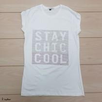 تی شرت زنانه 23400 مارک MOTIVI