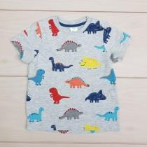 تی شرت پسرانه 23605 سایز 6 ماه تا 3 سال مارک H&M