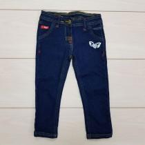 شلوار جینز دخترانه 23421 سایز 2 تا 5 سال