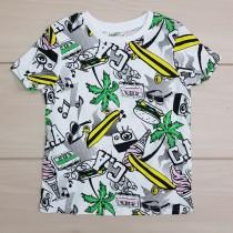 تی شرت پسرانه 23597 سایز 3 تا 7 سال مارک PRIMARK