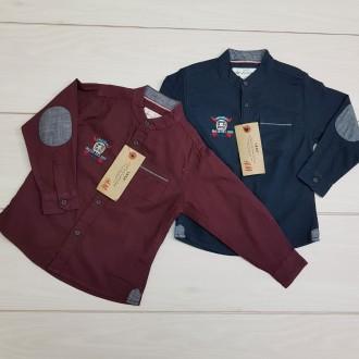 پیراهن پسرانه 23679 سایز 2 تا 8 سال مارک LOGG