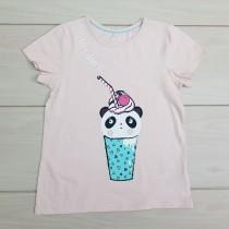 تی شرت دخترانه 23475 سایز 3 تا 6 سال مارک LUPILU