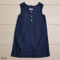 سارافون جینز دخترانه 23476 سایز 12 ماه تا 5 سال مارک OLD NAVY