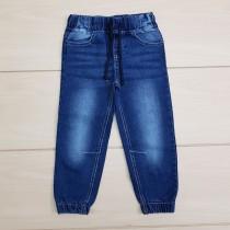 شلوار جینز کمرکش 23451 سایز 1 تا 8 سال مارک MANGO