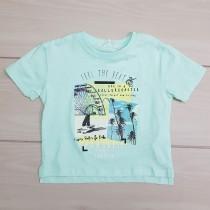 تی شرت پسرانه 23454 سایز 12 تا 24 ماه مارک LFT BABY