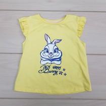 تی شرت دخترانه 23389 سایز 3 تا 7 سال مارک GEORGE