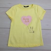 تی شرت دخترانه 23384 سایز 3 تا 7 سال مارک GEORGE