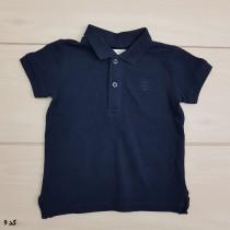 تی شرت پسرانه 23690 سایز 3 ماه تا 12 سال مارک ZARA