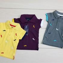 تی شرت پسرانه 23736 سایز 1 تا 5 سال مارک HAMONT & BLAINE