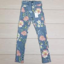 شلوار جینز دخترانه 23741 سایز 8 تا 14 سال مارک RED TAG