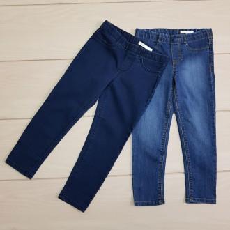 شلوار جینز 23785 سایز 2 تا 14 سال مارک H&M