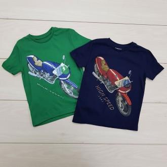 تی شرت پسرانه 23813 سایز 2 تا 9 سال مارک MAYORAL
