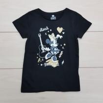 تی شرت دخترانه 23801 سایز 2 تا 8 سال مارک DISNEY